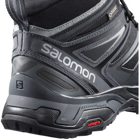Salomon X Ultra 3 Mid GTX Zapatillas Hombre, black/india ink/monument